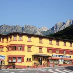 Отель Hosteria Picos De Europa фото 5