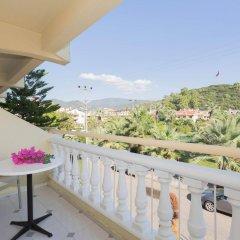 Amaris Apartments Турция, Мармарис - отзывы, цены и фото номеров - забронировать отель Amaris Apartments онлайн балкон