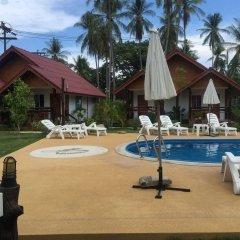 Отель Hana Lanta Resort Таиланд, Ланта - отзывы, цены и фото номеров - забронировать отель Hana Lanta Resort онлайн бассейн