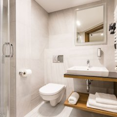 Hotel Ascot ванная