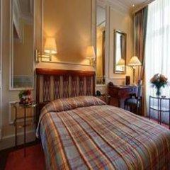 Отель Schweizerhof Zürich 4* Стандартный номер с различными типами кроватей фото 13