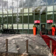 Отель Qbic Hotel Wtc Amsterdam Нидерланды, Амстердам - 6 отзывов об отеле, цены и фото номеров - забронировать отель Qbic Hotel Wtc Amsterdam онлайн спортивное сооружение