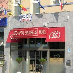 Отель Euro Capital Brussels фото 8