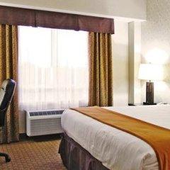 Отель Holiday Inn Express Hotel & Suites Ottawa Airport, an IHG Hotel Канада, Оттава - отзывы, цены и фото номеров - забронировать отель Holiday Inn Express Hotel & Suites Ottawa Airport, an IHG Hotel онлайн комната для гостей фото 5