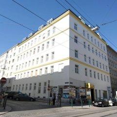 Отель Wienwert Holiday & Business Apartments Австрия, Вена - отзывы, цены и фото номеров - забронировать отель Wienwert Holiday & Business Apartments онлайн вид на фасад