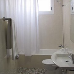 Отель la Palmera & Spa Испания, Льорет-де-Мар - 8 отзывов об отеле, цены и фото номеров - забронировать отель la Palmera & Spa онлайн ванная