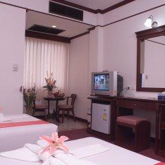 Отель Crystal Hotel Таиланд, Краби - отзывы, цены и фото номеров - забронировать отель Crystal Hotel онлайн удобства в номере фото 2