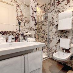 Отель Singer Palace Hotel Италия, Рим - отзывы, цены и фото номеров - забронировать отель Singer Palace Hotel онлайн ванная фото 2