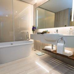 Отель Lancaster Bangkok ванная