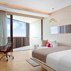 Отель Hilton Pattaya 5* Представительский номер с различными типами кроватей фото 2