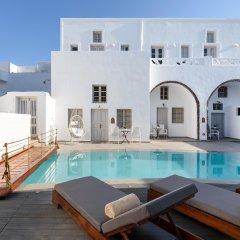 Отель Museo Grand Hotel Греция, Остров Санторини - отзывы, цены и фото номеров - забронировать отель Museo Grand Hotel онлайн бассейн фото 3
