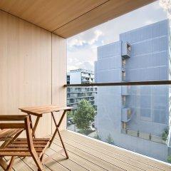 Апартаменты P&O Apartments Kolejowa 1 балкон