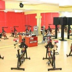 Hotel Park Рума фитнесс-зал фото 2