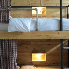 ChillHub Hostel сейф в номере