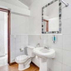 Hotel Guadalajara Express ванная