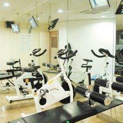 Отель Co-Op Residence Uljiro Сеул фитнесс-зал фото 3