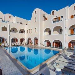 Отель Astir Thira бассейн фото 3