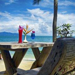 Отель Cactus Bungalow Самуи пляж фото 2
