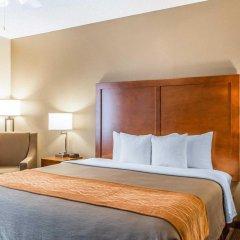 Отель Comfort Inn North/Polaris комната для гостей фото 2