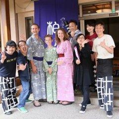 Отель Kashiwaya Ryokan Shima Onsen фото 12