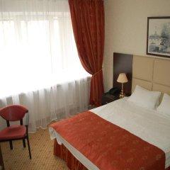 Гостиница Амакс Турист Стандартный номер с двуспальной кроватью фото 4