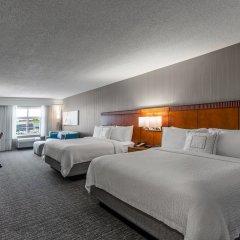 Отель Courtyard Columbus Easton США, Колумбус - отзывы, цены и фото номеров - забронировать отель Courtyard Columbus Easton онлайн комната для гостей фото 4