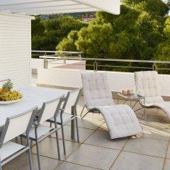 Отель The coolest loft & terrace Varkiza SV Греция, Вари-Вула-Вулиагмени - отзывы, цены и фото номеров - забронировать отель The coolest loft & terrace Varkiza SV онлайн балкон