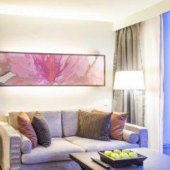 Отель Chatrium Residence Sathon Bangkok 4* Номер Делюкс фото 8