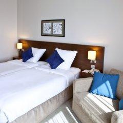 Отель Novotel Dubai Deira City Centre комната для гостей фото 6