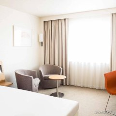 Отель Novotel Toulouse Purpan Aéroport Франция, Тулуза - отзывы, цены и фото номеров - забронировать отель Novotel Toulouse Purpan Aéroport онлайн комната для гостей фото 3