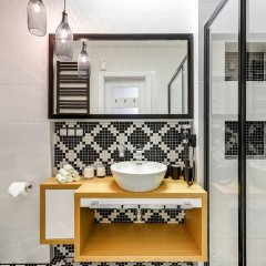 Апартаменты Lion Apartments -Sopot 19211 Сопот ванная