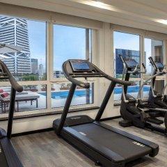 Отель Centro Olaya фитнесс-зал