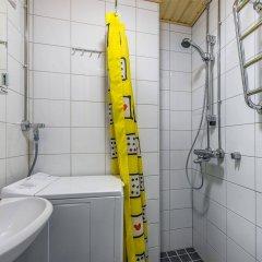 Отель Citykoti Downtown Apartments Финляндия, Хельсинки - отзывы, цены и фото номеров - забронировать отель Citykoti Downtown Apartments онлайн ванная фото 2