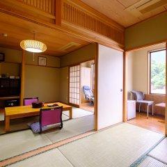 Отель Yufuin Nobiru Sansou Хидзи комната для гостей фото 5