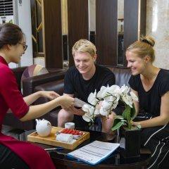 Отель Splendid Star Grand Hotel Вьетнам, Ханой - отзывы, цены и фото номеров - забронировать отель Splendid Star Grand Hotel онлайн питание фото 3