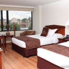 Отель Bogota Plaza Hotel Колумбия, Богота - отзывы, цены и фото номеров - забронировать отель Bogota Plaza Hotel онлайн комната для гостей фото 4