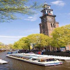 Отель Westcord City Centre Амстердам приотельная территория фото 2