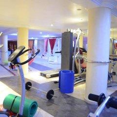 Hotel Rabat фитнесс-зал