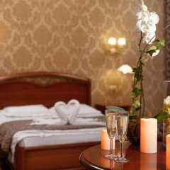 Бутик отель Рождественский Дворик Нижний Новгород комната для гостей фото 5