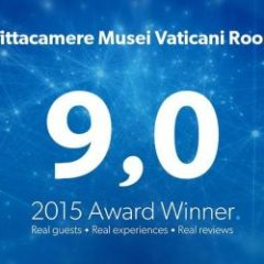 Отель Musei Vaticani Rooms парковка