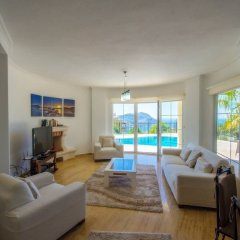Villa Dermin Турция, Калкан - отзывы, цены и фото номеров - забронировать отель Villa Dermin онлайн комната для гостей фото 5