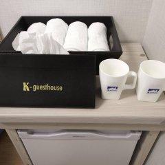 Отель K-Guesthouse Myeongdong 2 Южная Корея, Сеул - отзывы, цены и фото номеров - забронировать отель K-Guesthouse Myeongdong 2 онлайн удобства в номере