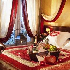 Отель BRITANNIQUE Париж в номере