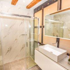Отель Murofinto Homes Греция, Корфу - отзывы, цены и фото номеров - забронировать отель Murofinto Homes онлайн ванная фото 2