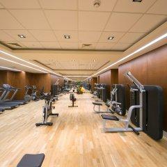 Отель Grand Millennium Muscat фитнесс-зал