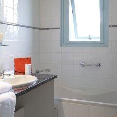 Отель Berlioz Nn Lyon Франция, Лион - 1 отзыв об отеле, цены и фото номеров - забронировать отель Berlioz Nn Lyon онлайн ванная фото 2