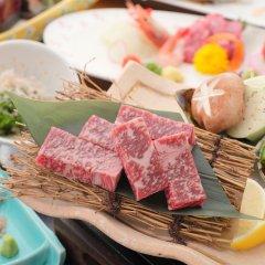 Отель Yumeshizuku Япония, Минамиогуни - отзывы, цены и фото номеров - забронировать отель Yumeshizuku онлайн питание