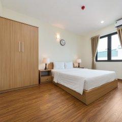 Апартаменты Granda Quan Hoa Apartment комната для гостей фото 4