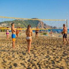 Kleopatra Beach Hotel - All Inclusive спортивное сооружение