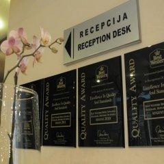 Отель Sumadija Сербия, Белград - отзывы, цены и фото номеров - забронировать отель Sumadija онлайн интерьер отеля фото 2
